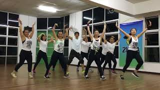 Stacy: Kasanova (ZUMBA)