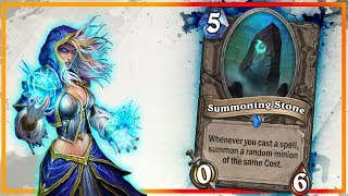 Hearthstone: Summoning Stone Bonanza