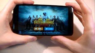 Игры Nokia 6.1 New 2018 ( PUBG:Mobile, GTA:SanAndreas, NFS:MostWanted)