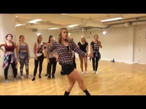 Commercial Jazz - Helens Dansskola (Koreografi av Johanna Pettersson)