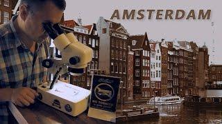#109 Компания по производству семян и прогулки по Амстердаму.
