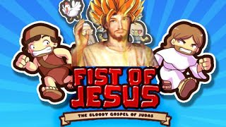 Fist of Jesus The Bloody Gospel of Judas - Gameplay - Let