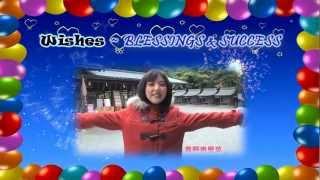 Date: 04/11/2012 -- Happy Birthday Mano-Chan !! ^_^ Here's my tribu...
