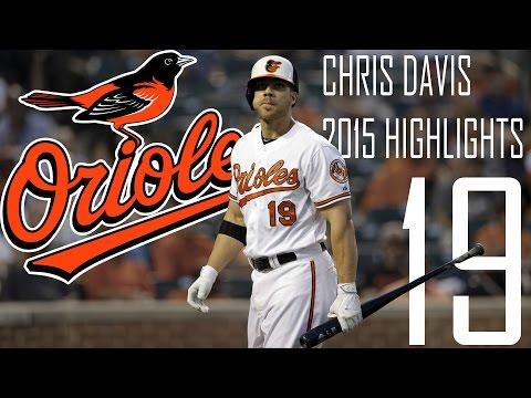 "Chris Davis | Baltimore Orioles | 2015 ""Crush"" Highlights Mix | HD"