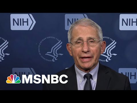 Dr. Fauci: FDA Approval Of Vaccine Will Likely Lead To Increased Vaccinations