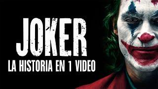 Joker: La Historia en 1 Video