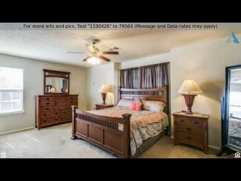 Priced at $289,900 - 4725 Maritime Cove, Garland, TX 75043