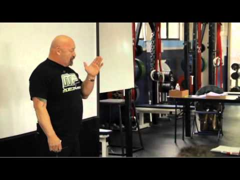 CrossFit - Louie Simmons on the Conjugate System Part 1