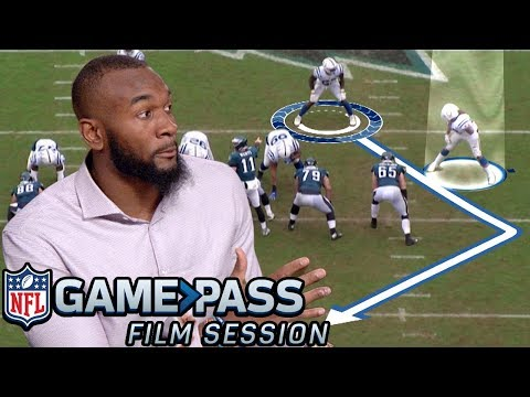 Darius Leonard Breaks Down How to Make Pre-Snap Reads, Force Turnovers, & More | NFL Film Session