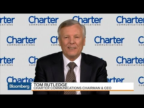 Charter's CEO Talks $55.1 Billion TWC Purchase