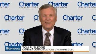 Charter's CEO Talks $55.1 Billion TWC Purchase