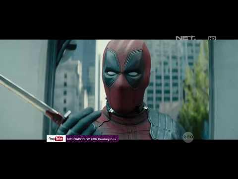 ENEWS TODAY, Trailer Final Deadpool 2 Sudah Di Rilis