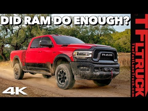 Does the 2019 Ram HD Have What It Takes To Defeat Ford and Chevy? No, You're Wrong! Ep.1