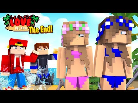 LOVE ISLAND: THE END! w/Little Carly and Little Kelly (Minecraft Roleplay).