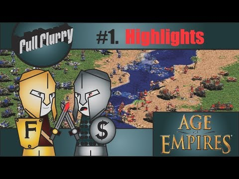 Age of the Empires (Full Flurry Highlights) The never ending War!