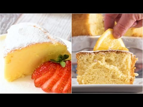 Fluffy cakes you must try