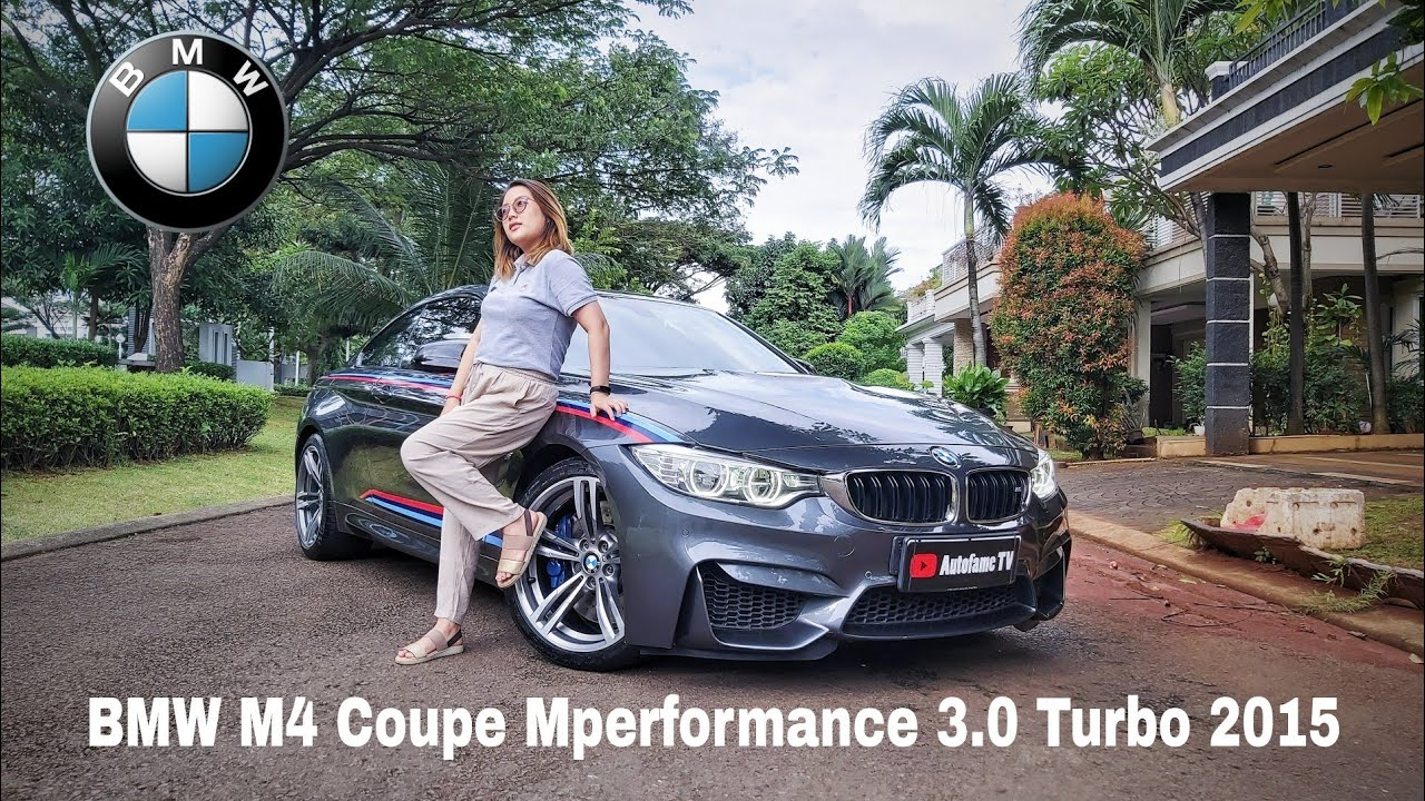 Review BMW M4 Coupe Mperformance 3.0 Turbo 2015 With Melysa Autofame