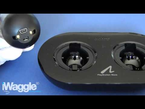 iWatch | A closer Look at the PlayStation Move Charging Station