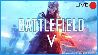 🔵BATTLEFIELD V BETA XBOX ONE🔵LETS FAIL SO BAD ON THIS !!!!