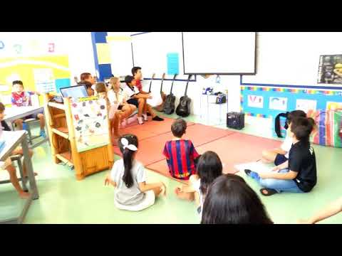 Global Village School - Puppet on a String