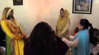 Mehndi function dance - baby doll