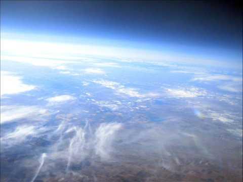 Pegasus flight over 100000 ft photographs earth