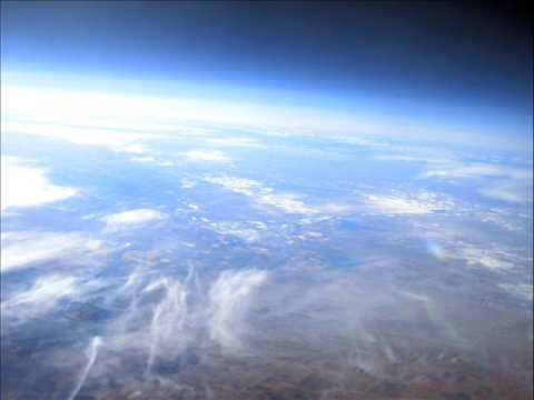Pegasus Flight Over 100000 Ft Photographs Earth Youtube