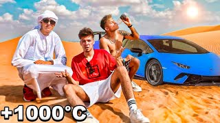 Nos PERDIMOS en el DESIERTO MAS GRANDE del MUNDO en DUBAI...