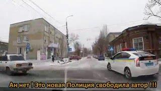 SHOCK ! Police in Berdyansk !!!