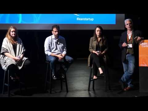 Lean -- From Campus to Startup Panel