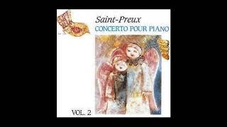 Saint Preux - Concerto Pour Piano  vol 2