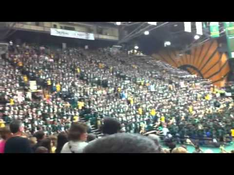 CSU Fight Song (Freshman Convocation 2010)