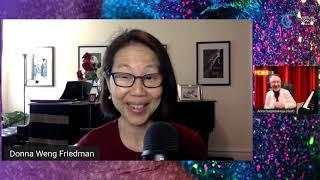 Artist Portrait and Interview with Sound Espressivo Judge Donna Weng Friedman
