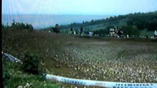 Repeat youtube video 1984 British 250cc Motocross GP - Fox and Hounds Newbury - Part 3