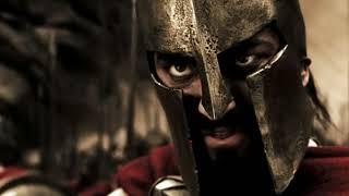 """""""300 спартанцев"""" Землетрясение? - Нет, дружище! Это идут персы! / """"300 Spartans"""" Earthquake?"""