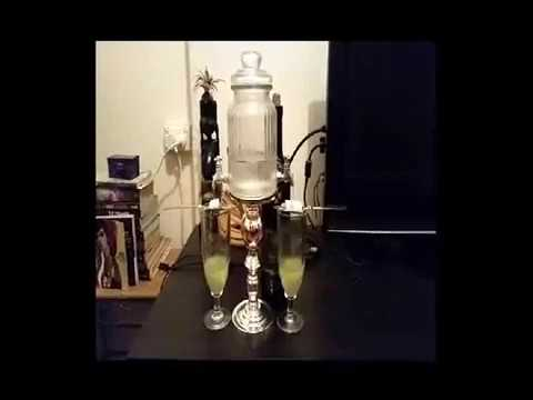 how to make absinthe at home