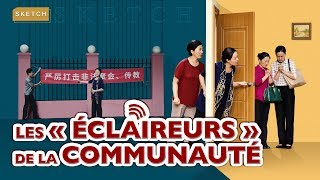 Nouveau sketch chrétien en français - Les « Éclaireurs » de la communauté