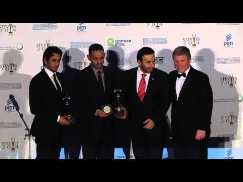 Office of the Police Attaché  United Arab Emirates Embassy wins 2014 Stevie® Int. Business Awards