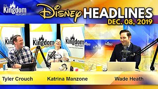 Disney Parks News Discussion | Walt Disney World & Disneyland | 12/08/19