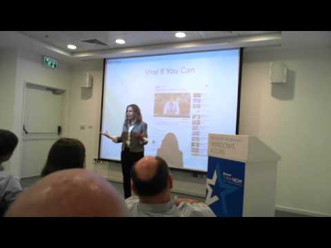 Marketing for Startups by Shira Abel, CEO of Hunter & Bard
