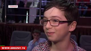 3 000 детей в Чечне смогли увидеть шоу легендарного цирка благодаря фонду Кадырова