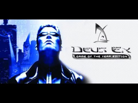 Deus Ex Game of the Year Edition все концовки (all endings)  