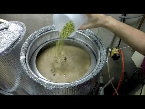 How to Brew Beer Dry Irish Stout All Grain (Guinness Clone)