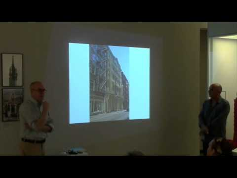 Jake Rajs & Francis Morrone Book Talk: New York City Landmarks