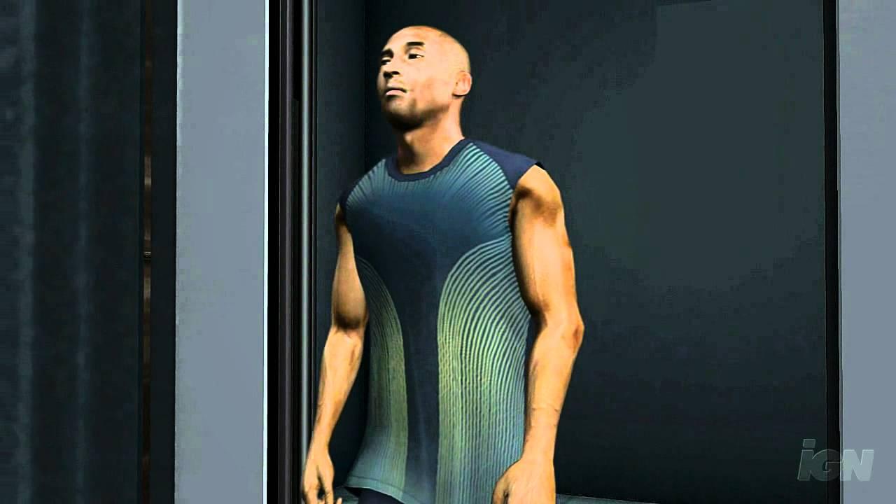 Nba Ballers Chosen One Xbox 360 Gameplay Kobe Bryant