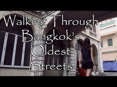 Walking Through Some of Bangkok's Oldest Parts with Marco Polo Travel Guides
