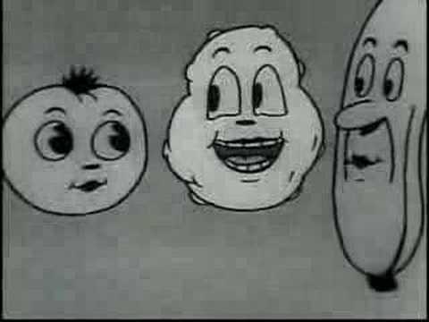 Van Beuren's Tom & Jerry - Pencil Mania (1932)