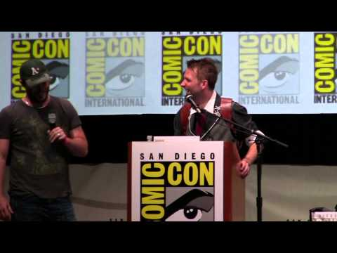 SDCC 2013 - Legendary Entertainment - Warcraft Announcement