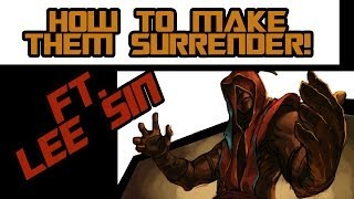 Make Them Surrender ► Lee Sin Montage League of Legends