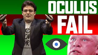 Oculus LIED and People are Pissed - New Update Backfires Massively